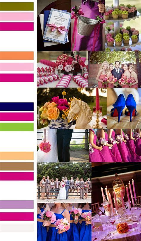 Unique Wedding Color Combinations Unique Wedding Ideas