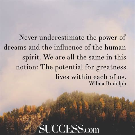 powerful quotes  inspire greatness success