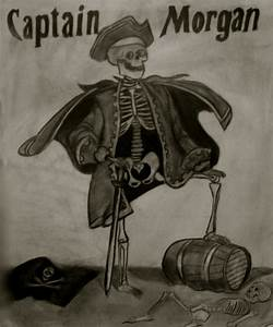 Captain Morgan Wallpaper