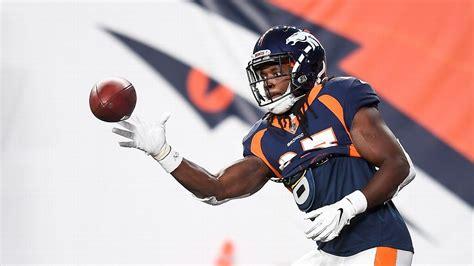 Denver Broncos RB Melvin Gordon cited for DUI