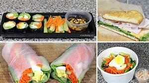 Weight Loss Work Lunch Ideas