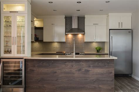 photo cuisine contemporaine materiaux armoire de cuisine 28 images comptoirs de