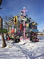 Another picture from the Heidelberg project in Detroit ...