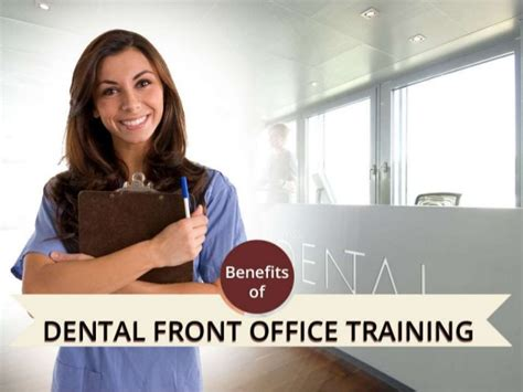 Dental Front Office Training Resource