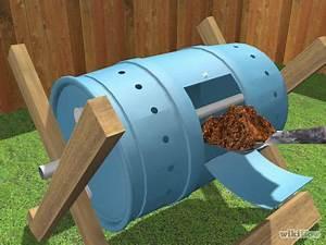 Komposter Selber Bauen Metall : einen trommelkomposter selber bauen kompost selber ~ Watch28wear.com Haus und Dekorationen