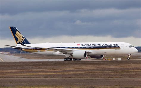 Singapore Airlines' A350-900s to Serve South Africa - GTP ...