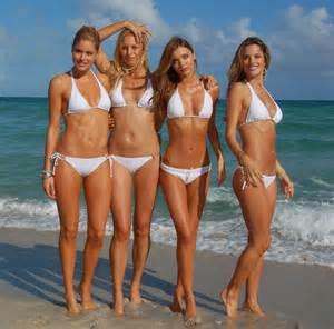 North Shore Sleigh Bed by Victoria S Secret Model Karolina Kurkova Has No Belly