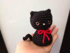 Kitty Cat Amigurumi Crochet Free Pattern