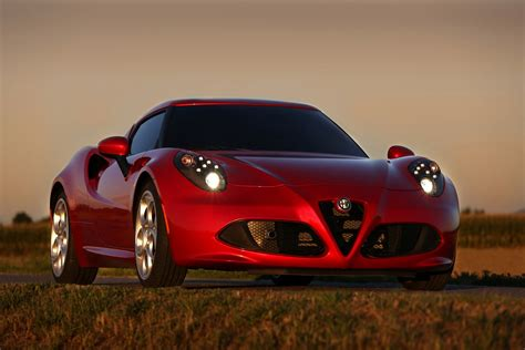 2014 Alfa Romeo 4c  Picture 523917  Car Review @ Top Speed