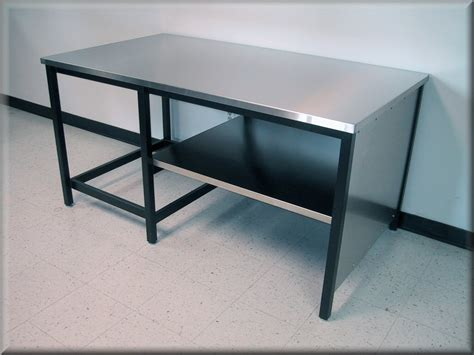 design durable stainless steel work bench