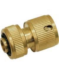 Raccord Tuyau Arrosage Laiton : raccords d 39 arrosage laiton automatique pour tuyau souple ~ Melissatoandfro.com Idées de Décoration