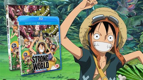 piece  strong world trailer youtube