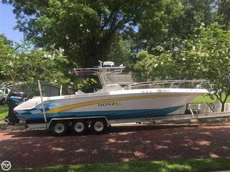 Donzi Zr Boats For Sale by Donzi Boats For Sale In Florida Boats