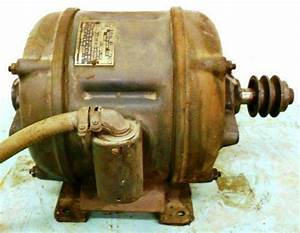 Wagner Electric Motor