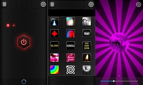color light app find the best flashlight app for android and light your world
