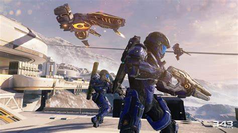 Halo 5 gamescom 2015 trailer is the Combat Evolved of ...