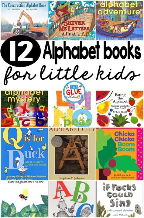 12 alphabet books for teaching preschool 914 | 36e64ce38b482d40c41fe9ebc284109a