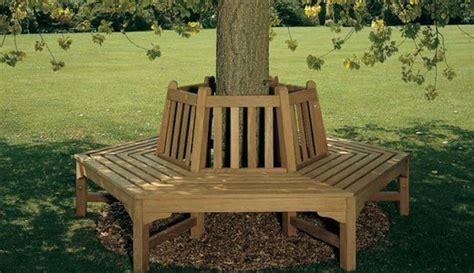 Hexagonal Tree Bench  Teak Hexagonal Garden Bench