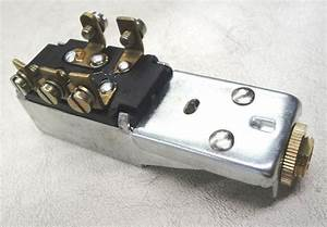 1948 1949 1950 48 49 50 Ford Truck Headlight Switch New