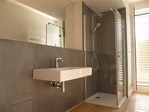 Bad Betonoptik Holz : design handwerk bad betoncire beton cire ~ Michelbontemps.com Haus und Dekorationen