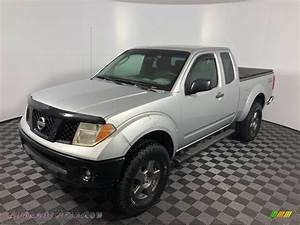 2006 Nissan Frontier Se King Cab 4x4 In Radiant Silver