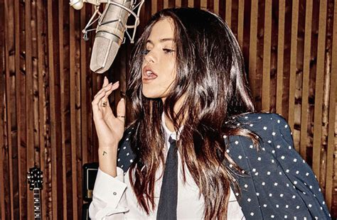 """Selena Gomez Registers A New Song Titled """"it Ain't Me"""