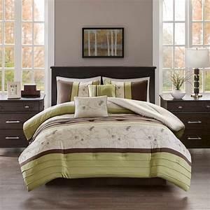 Myrtle, Green, By, Fiveten, 510, Designs, Bedding