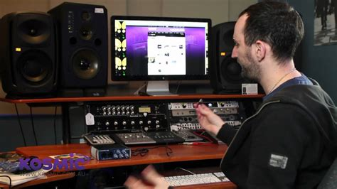 how to up your audio interface and record audio youtube