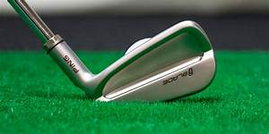 2016 Ping Iblade Irons The Golftec Scramble