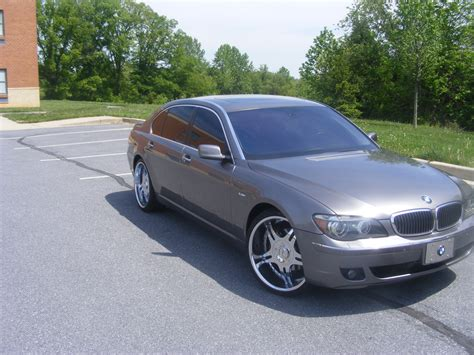 Bmw 7 Series Sedan Modification by Antar3122 2008 Bmw 7 Series750li Sedan 4d Specs Photos