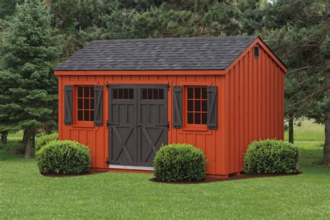 sheds for you board and batten product categories backyard escapes