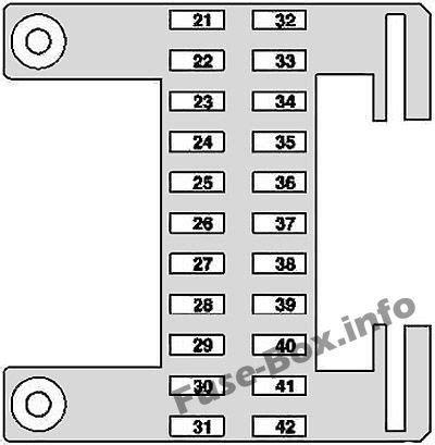 2009 Mercede E Clas Fuse Diagram by Fuse Box Diagram Gt Mercedes E Class W211 2003 2009