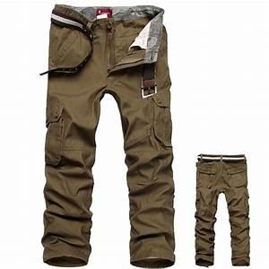 Aliexpress.com : Buy 2016 Brand New Men Cargo Pants ...