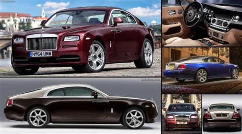 rolls royce wraith  pictures information specs