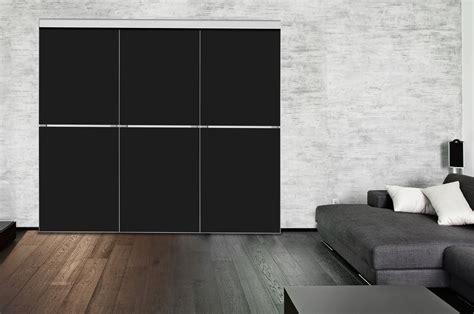 white glass minimalist sliding door wardrobe sdwc
