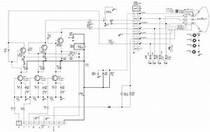 Schematic Diagrams  Samsung Cl21z43mq  U2013 Slim Tv  U2013 Circuit