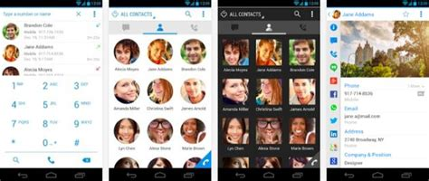 best dialer app for android best free dialer apps for android android stuff