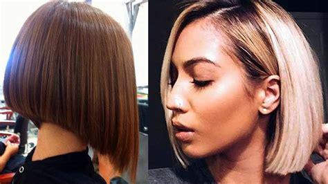 Bob Hairstyle For by Bob Haircuts For 2018 Great Bob Hair Cuts