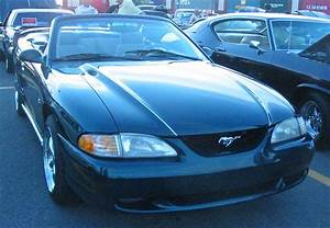 File:Ford Mustang SN95 Convertible (Auto classique Bellepros Vaudreuil-Dorion '11).JPG ...