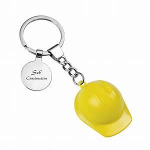 Casque De Chantier Personnalisé : porte cl s casque de chantier personnalis une id e de ~ Dailycaller-alerts.com Idées de Décoration