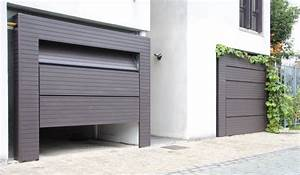 comment poser une porte de garage basculante 5 sda With comment poser une porte de garage sectionnelle
