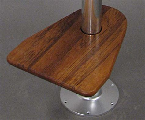 fighting chair polymer footrest