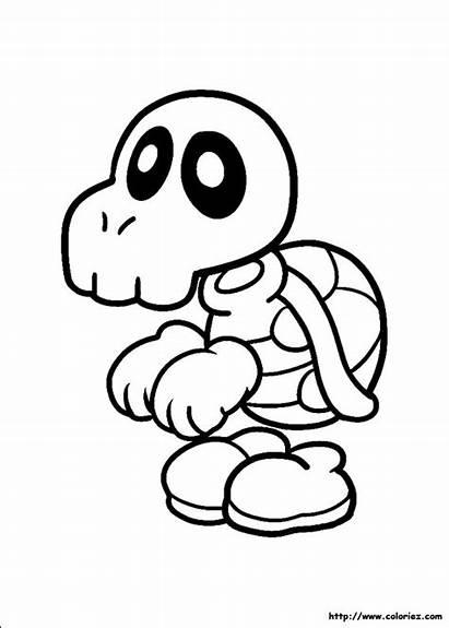 Mario Bros Dibujos Colorear Oh Sc