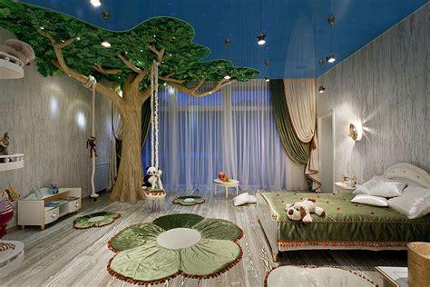 magical bedroom interiors  kids demilked