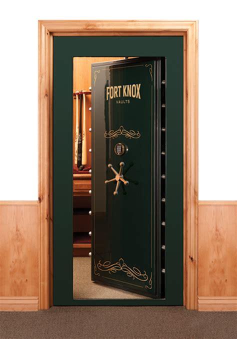fort knox vault room doors range guns  safes