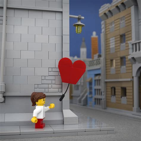New In My Modern Shop Jeff Friesen's Banksy Legos