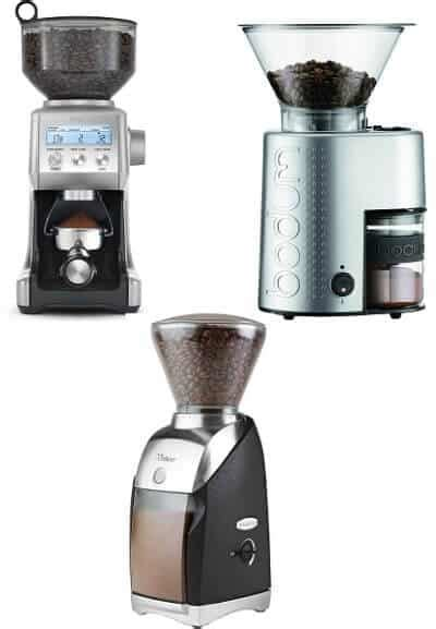 Yet, if you are on the look for a grinder only, we can help you through this roundup article. Best Burr Coffee Grinder in 2020 - UK Reviews - The Coffee Buzz
