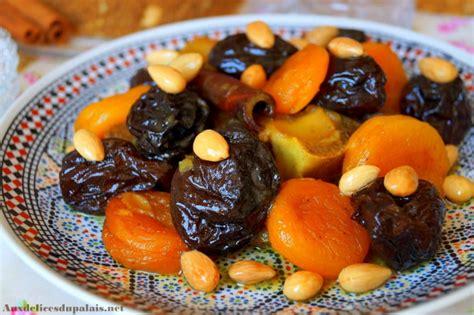 cannelle cuisine tajine aux pruneaux abricots secs plat ramadan aux