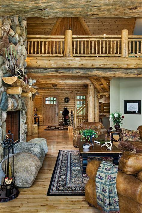 landhausstil möbel wohnzimmer idee kamin h 252 tte