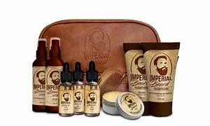 Kit Entretien Barbe Hipster : imperial beard soins barbe groupon ~ Dode.kayakingforconservation.com Idées de Décoration